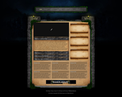 MMO Template: Webster by the-danzor