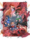 Sailor Scouts Imaishi by lord-phillock