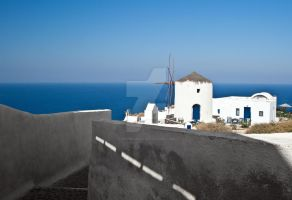 Oia IV by spider-inge