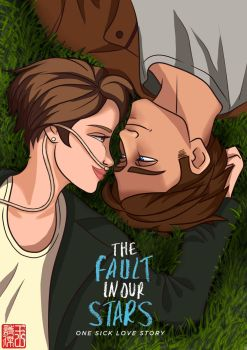 An Animated TFiOS Poster by DominicDrawsArt