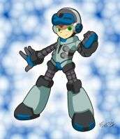 Mighty No.9: Beck by Shoutaro-Saito