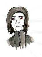 snape by Was-Is-Willbe