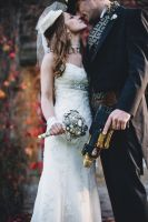 Paul and Danielle Steampunk Wedding 3 by HyperXP