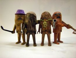 Gangster Wookies by benjaminography