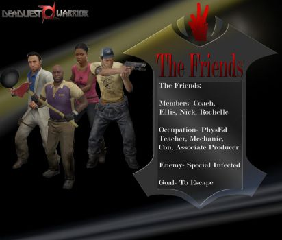 DGW: The Friends by M60-Carnifex