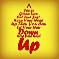 Keep Your Head Up by mahsunny