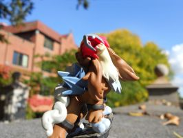 New Entei by Quilofire
