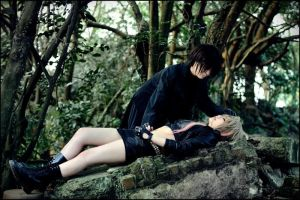 Skip beat Cain and Setsuka by Asuka10