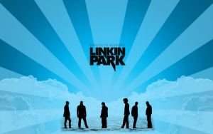 Linkin Park wallpaper by Bleupearl