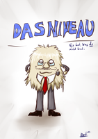 Mad Scribble #1: Dat Niveau by anrili
