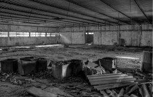 Abandoned warehouse by VTAL