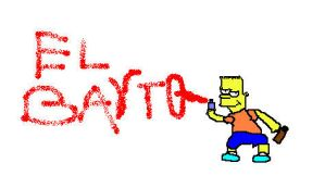 El barto by The-not-Mario-guy