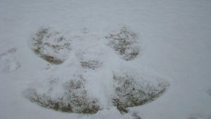Ben's Snow Angel by KaidaSerenity