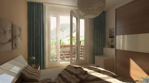 Interior - Bedroom $1 by Puttee