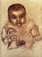 Baby Portrait by tomaslalala
