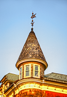 Victorian Turret by LilacLorelei