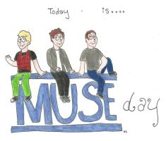 Today Is MUSEday by TheSimpsonsFanGirl