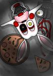 FnaF 2 The Mangle by Alilali