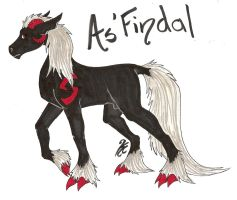 As' Findal Revamped by KechiOokamiDoragon