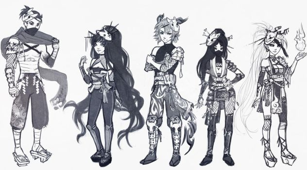 TiH: Group 13 by peipur