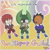 Lollipop Guild by GuardianSpirit