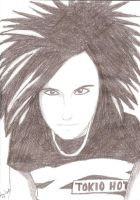 Bill Kaulitz by IisLARRY