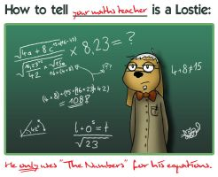 AK:12 - Mathematics made Fun by simondrawsstuff
