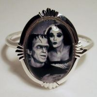 THE MUNSTERS Bracelet by Horribell-Originals