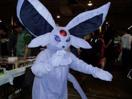 Espeon Cosplay by CelticMagician