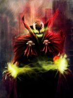 Spawn by tyrano666