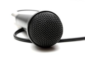 Microphone by Japers