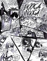 Decembersville comic page by CountANDRA