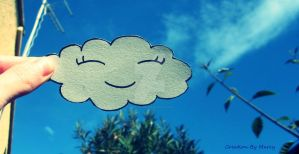 Cloud Smiling by Marcyella86