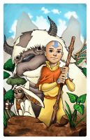 The Last Airbender by chrissie-zullo