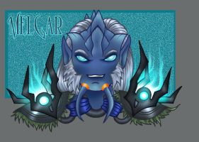 Commission: Melgar by lilena
