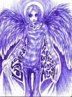 The Rotten-Winged Angel by Camphor