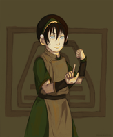 The Greatest Earthbender in the World by Eldemorrian