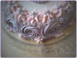 Buttercream Piping by EmmaSabina