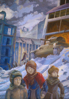 Stalingrad's children by Astarcis