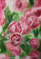 Roses by HellenManson
