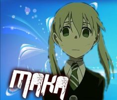 Maka by deathdreamer102
