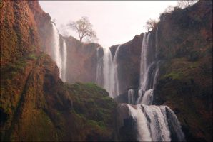 The Ouzoud Waterfalls 2 by south
