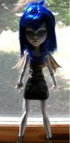 monster high cam gargoyle were wolf girl custom by AdeCiroDesigns
