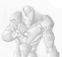 Ironman by ANIMATRONIX