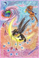 LovercAts_powers from the sky by Starlightina88
