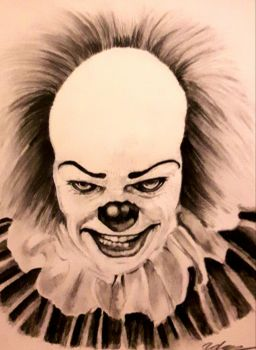 Pennywise the dancing clown by green0