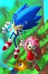 Sonic The Hedgehog - Can't hold on much longer by W-E-Z