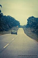 Old road by AlipSuhaimi
