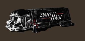 Darth Haul by Poniker