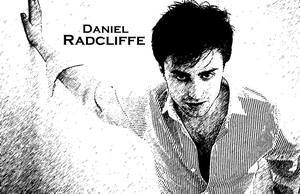 Dan Radcliffe Coloriaztion 2 by xmcpheeverx